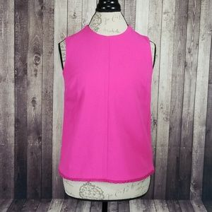 Victoria Beckham for Target pink sleeveless top